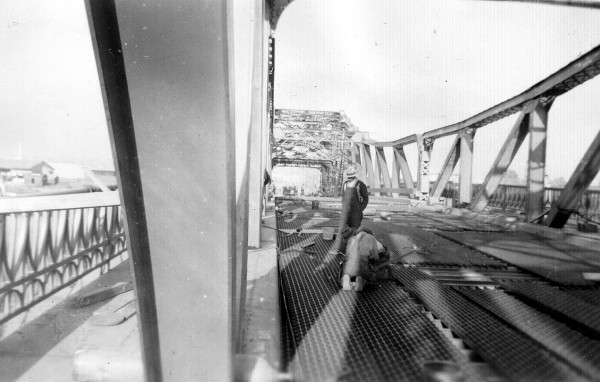 High St. Bridge, Oakland, 1939